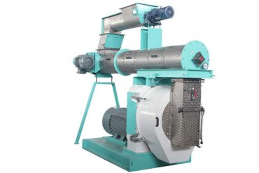 SZLH Series Animal Feed Pellet Mill