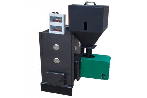Household Wood Pellet Boiler