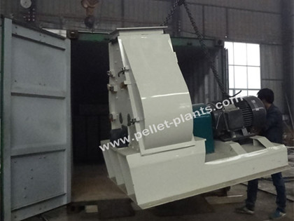 hammer mill packing