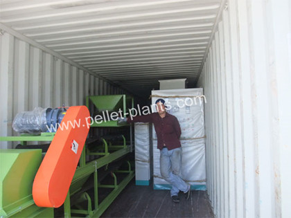 pellet plant Bulgaria