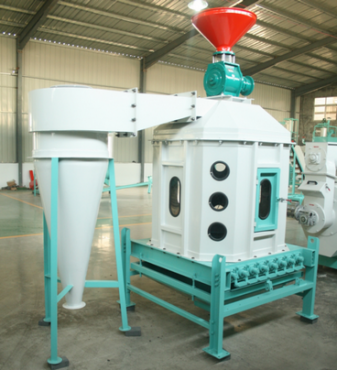 wood pellet cooling machine